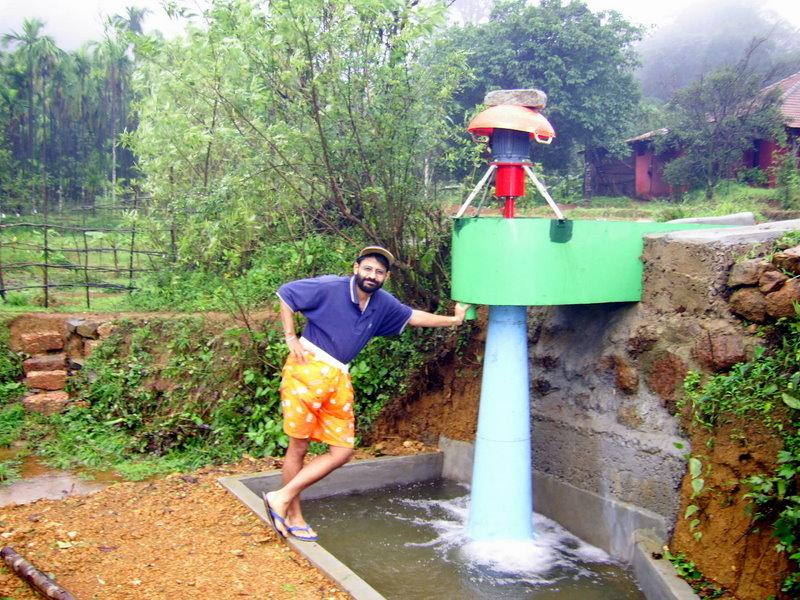 Rainwater Harvesting: Model-Based Design Evaluation